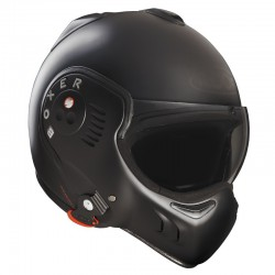 Casque Roof Boxer V8 Full Black